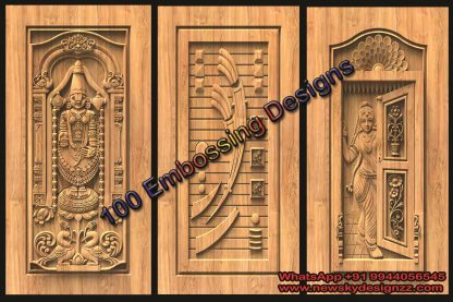 Artcam Door Designs